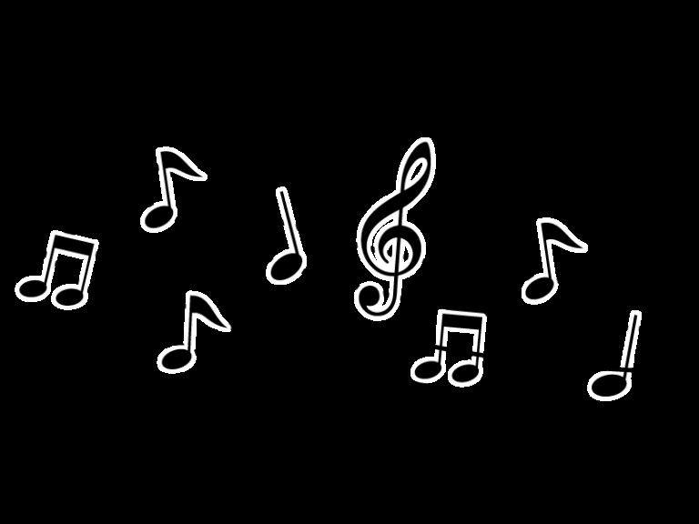 音符 五線譜